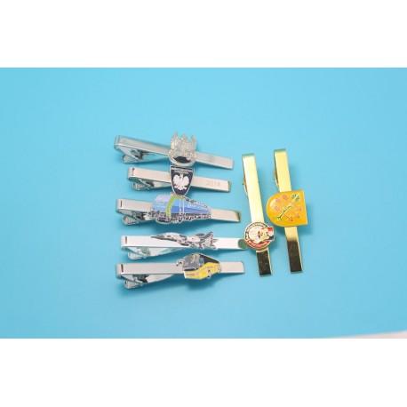 Tie clips, 100% customzation