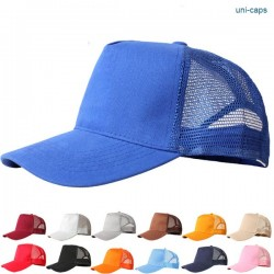 Diverse,  truck caps, 5 panels, cotton, with snapback
