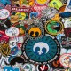 Geborduurde emblemen en badges of patches tot max 35 cm