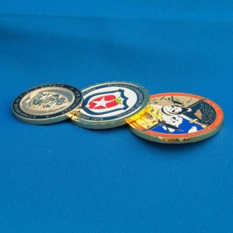 Medaille, herdenkingsmunt, erepenning of legpenning, 100% maatwerk