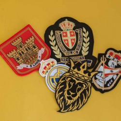 Club & vereiniging badges