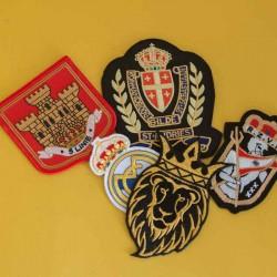 Club & vereiniging badges, patches of emblemen