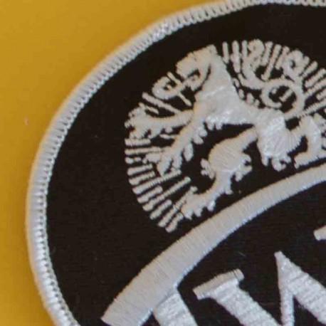 Badge borduren, op maat gemaakt, vanaf 10 stuks