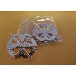 Beret emblems or beret badges custom made, only