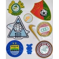 TPU badges, 100% maatwerk