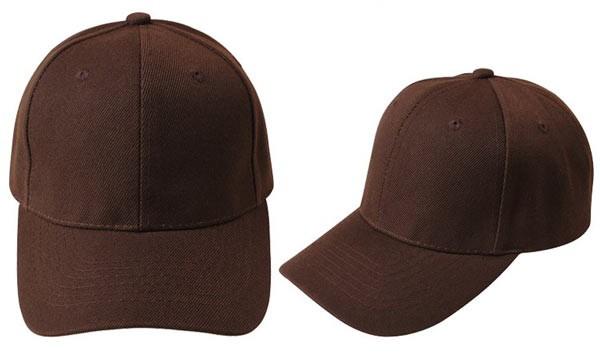 Bruin, 6 panel baseball caps