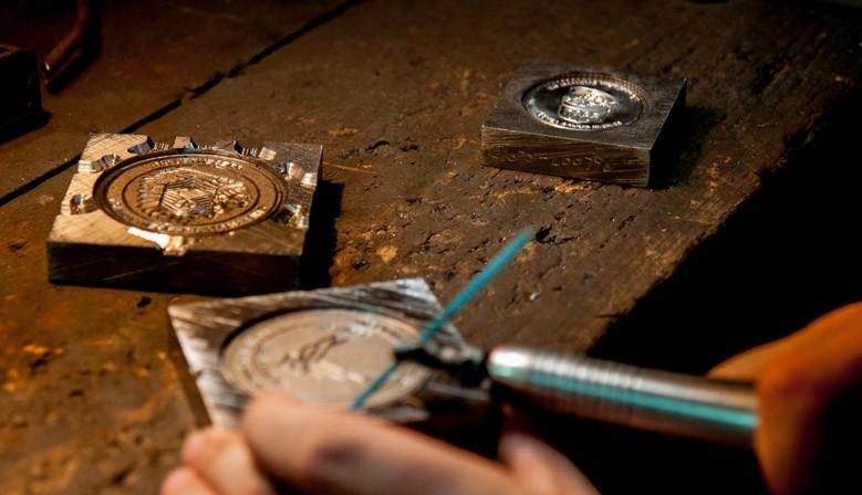 Ambachtelijk Gemaakt Metalen Pins
